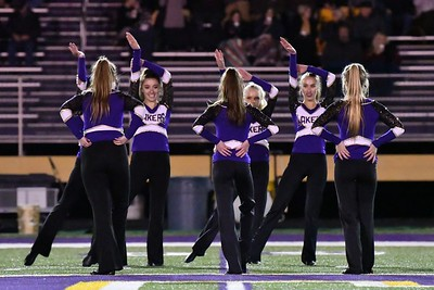 Laker Dance at Football 10-25-19