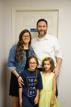 5.2.2021 Baptisms - Kyrie • Deacon • Cambree • Emery • Lauren • Hayes