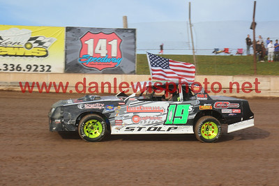 050821 141 Speedway Red