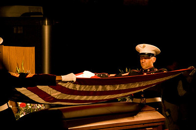 LANCE CPL. DAVID HALL MEMORIAL – Photos by: DAN MATOS