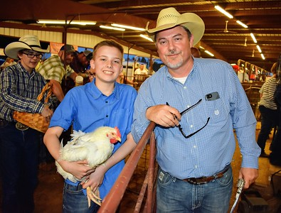 Hunt County Fair 2019: Sale of Champions