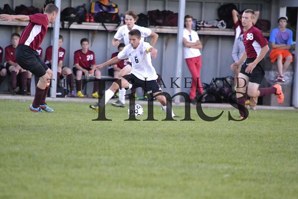 LUHS Soccer vs. Antigo