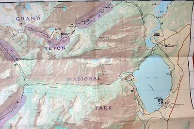 Teton Crest Hike Day 5