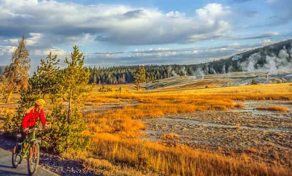 West Yellowstone to Cody, Wyoming, to Minneapolis  (in progress)
