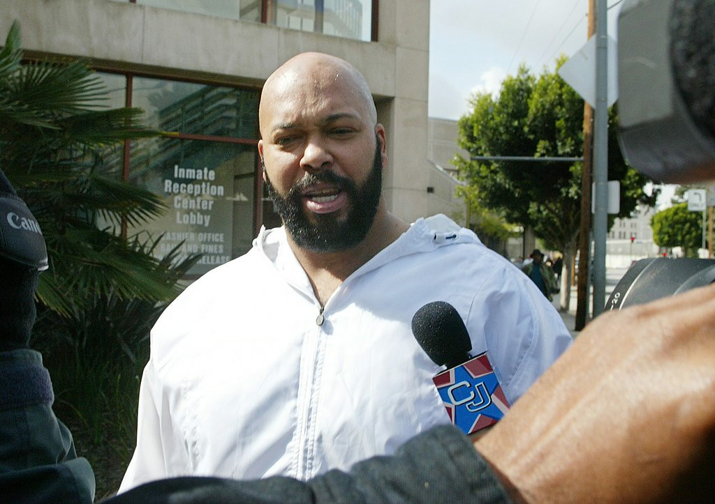 """. 5. SUGE KNIGHT <p>Not so great being on the other side of those bullets, is it? (unranked) </p><p><b><a href=\""""http://radaronline.com/exclusives/2014/08/suge-knight-shooting-gang-members-accused-murder-tupac-traitor/\"""" target=\""""_blank\""""> LINK </a></b> </p><p>    (AP Photo/Damian Dovarganes)</p>"""