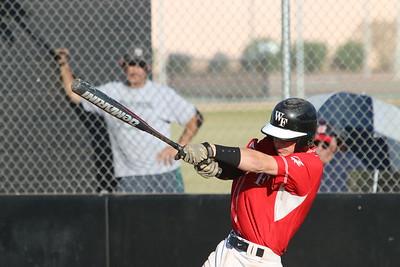 2014 Williams Field Baseball vs Skyline High School 4-8-13