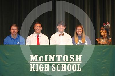 McIntosh Signing 4-12-17