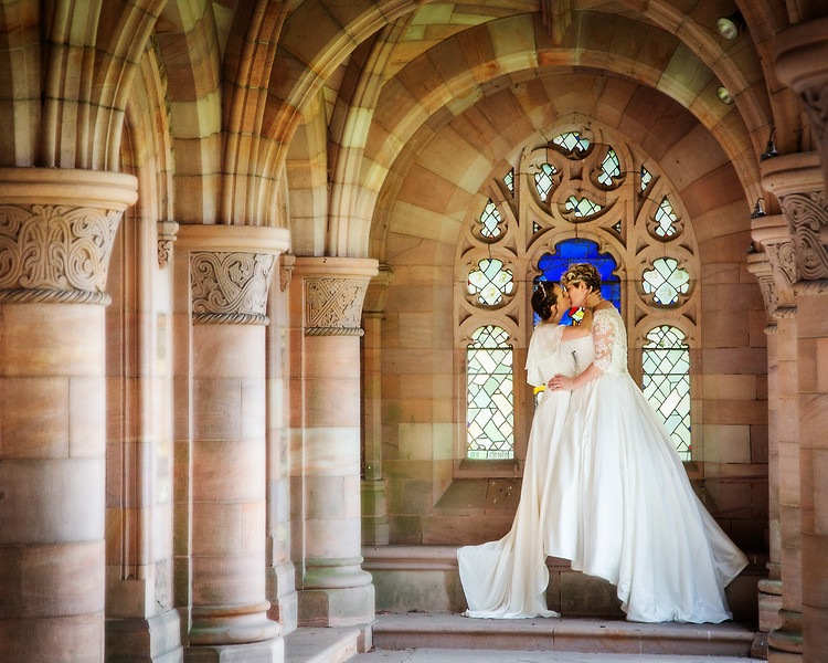 Kelso Abbey Wedding