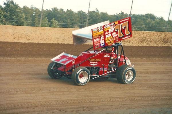 Sprints 1992