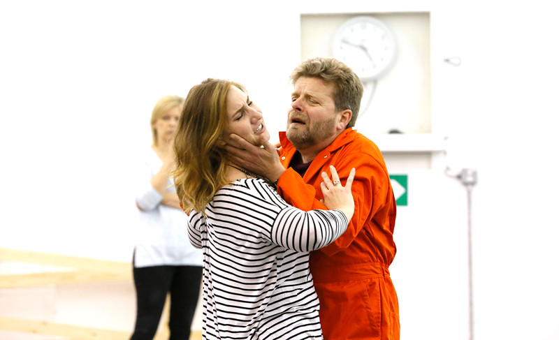 ENO Jenufa Rehearsal Laura Wilde and Peter Hoare 1 (c) Donald Cooper.jpg