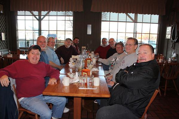 Old Fart's Breakfast 1/5/2011