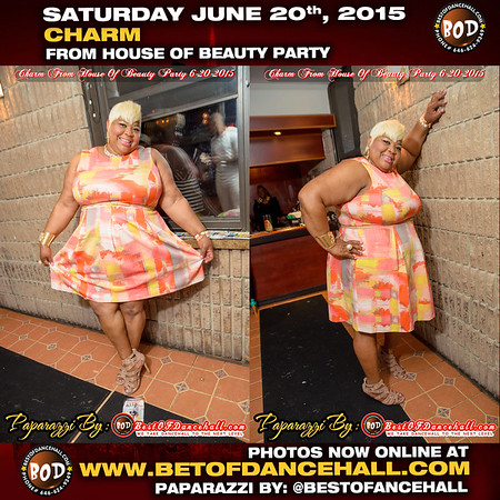 6-20-2015-BRONX-Charm From House Of Beauty Party 6-20-2015