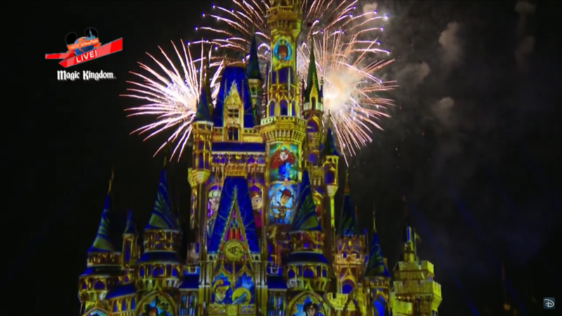 AMAZING! 50 screenshots of Walt Disney World's newest fireworks spectacular