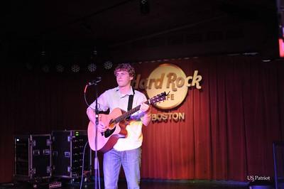Byron Glaus Live! at the Hard Rock Cafe Boston, 3 JUN 11