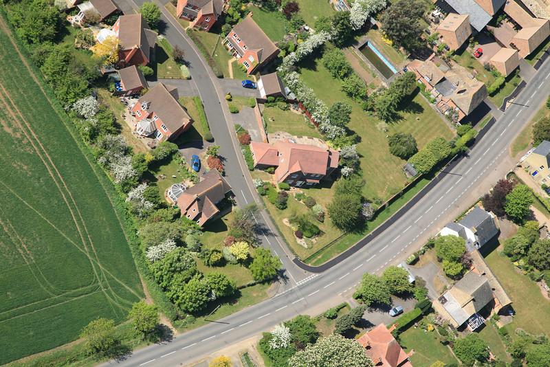May 2011 Aerial photo of Spaldwick_5683746219_o.jpg