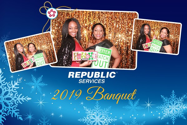 Republic Services Holiday Party 12.7.19