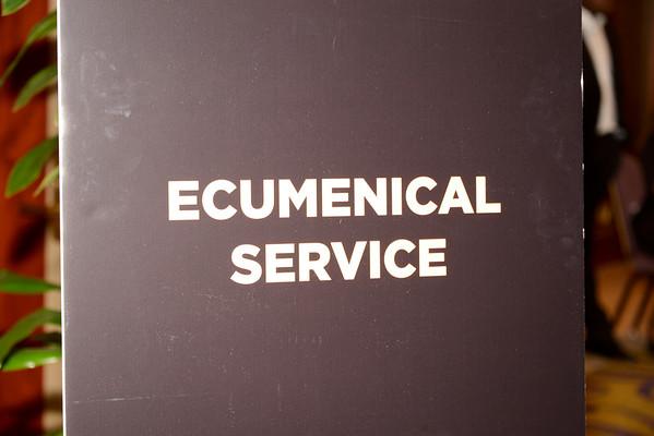 Ecumenical Service