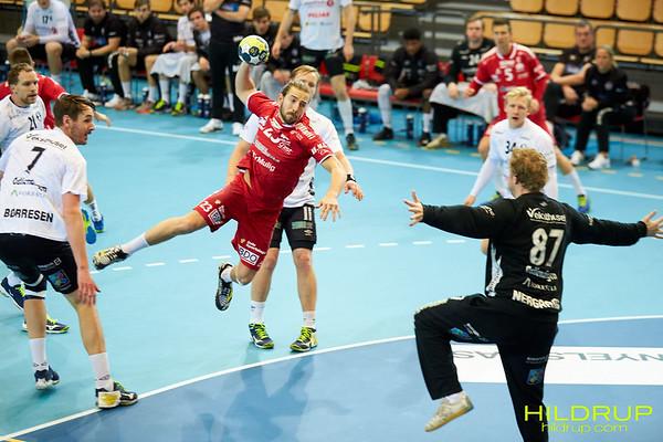 Haslum Håndball - Elverum Håndball (6.12.17)