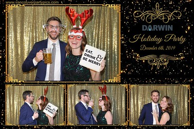 Darwin Holiday Party