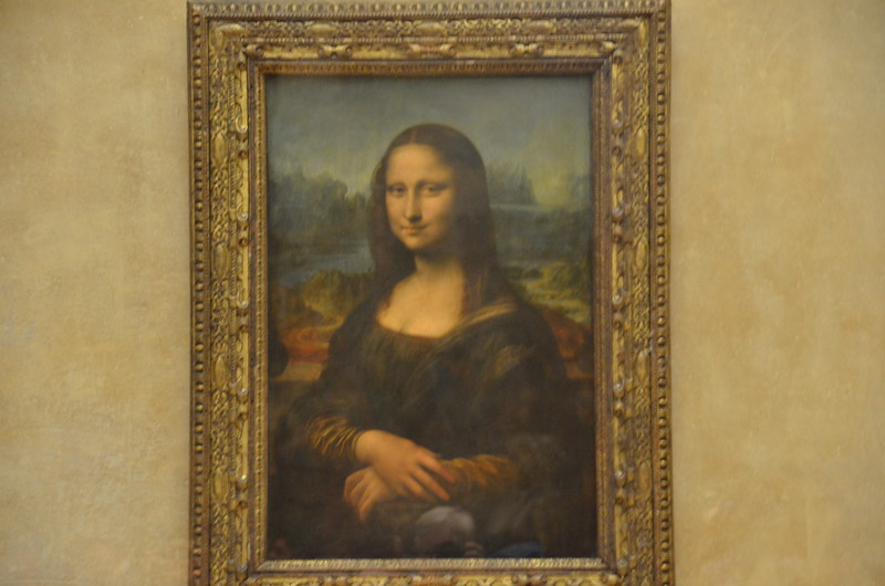 Mona Lisa - 1503 Italian Renaissance