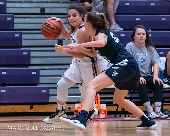 Broughton girls varsity basketball vs Hoggard. 750_8760