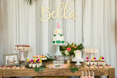 Bella's 1st Birthday Party Vendors
