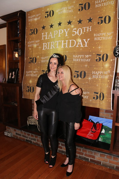 Rosie O'Reilly's Surprise 50th Birthday Party 4.26.2019