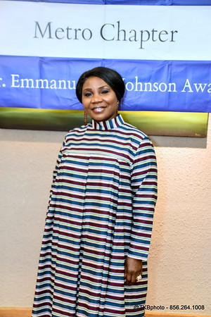 Red Carpet - B.W. Harris Metro Chapter - Father Emmanuel Johnson Awards Dinner