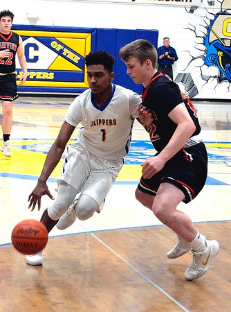 HS Basketball: Fairview @Clearview 03022018