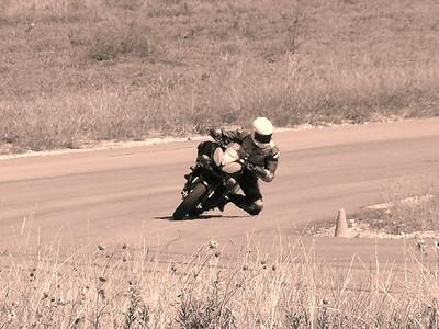 AF1 Track Day, Harris Hill, San Marcos, TX, October 9, 2008