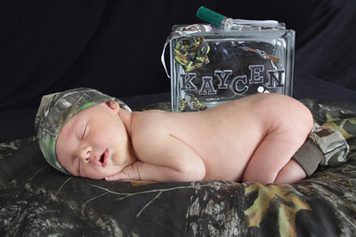 Kaycen (1 week old)