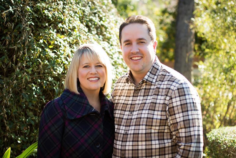 John and Tracy Eddy - December 2012