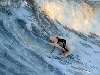 All October 2020 Daily Surfing Photos * H.B. Pier