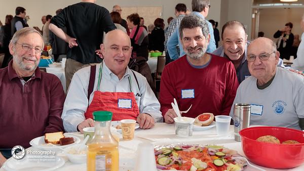 Rabbi's Breakfast / Marc Comras Award 2017