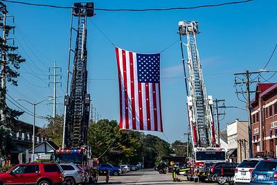 Funeral for Ex-Chief Bob Taylor