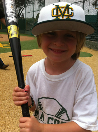 Jackson's Last Day-Baseball Camp