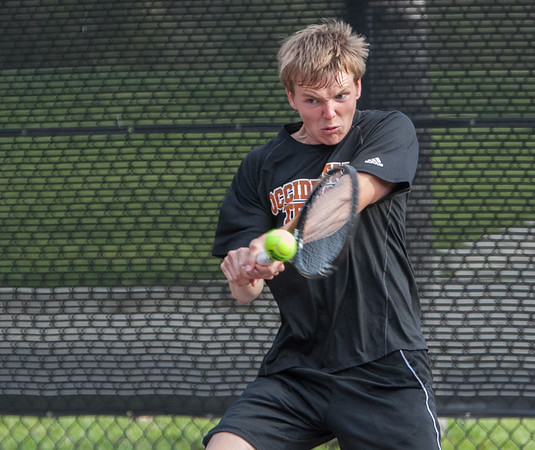 Occidental Men's Tennis 3-23-12