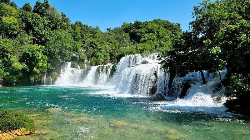 Krka National Park - things to do in Split Croatia