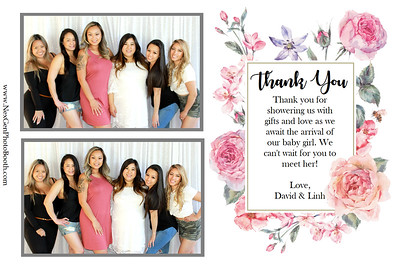 Linh & David's Baby Shower 5/26/19