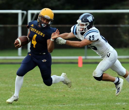 GL Tech vs Wilmington football 091721