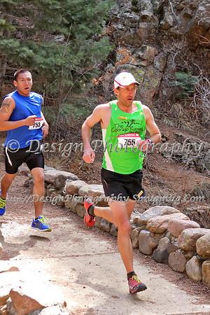Big Mountain Trail Run, 2013