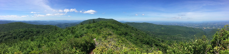 Firescald Ridge & Blackstack Cliffs, TN (6-18-16)