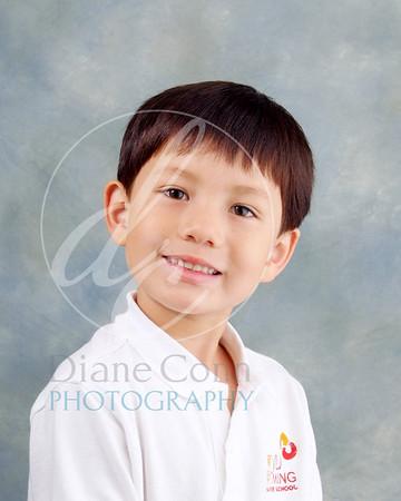 Yu Ming 1st Grade