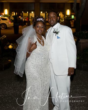 Ashford Oaks wedding reception photos
