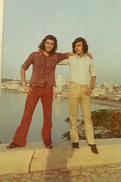 Mane Mendes e Rui Paulo Fernandes -  Luanda