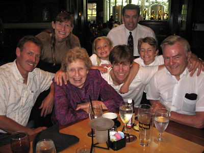 Betty and Bill Yengst Family