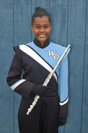 Marching Band Portraits 092912