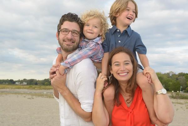 Evan, Jenny & Family