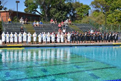 MPSF Championships 2011 Women - University of Southern California vs Arizona State 4/30/11. Final score 10 to 9. USC vs ASU. Photos by Allen Lorentzen.