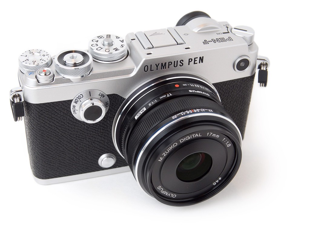 Olympus PEN-F with 17mm f1.8 lens